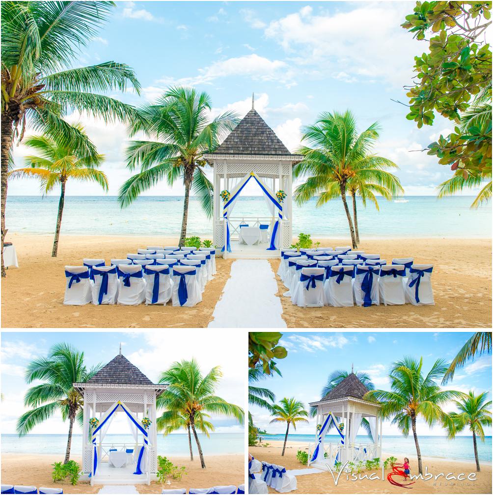 Riu Ocho Rios Wedding