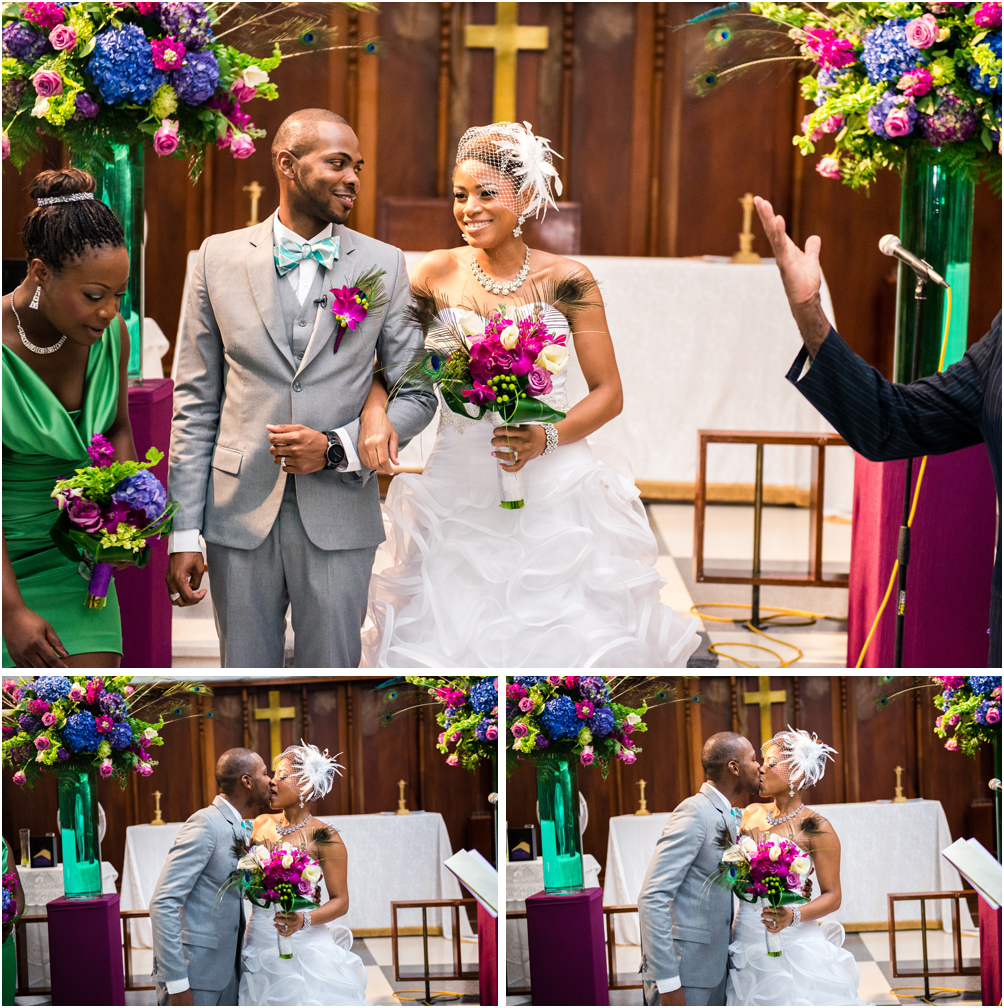 UWI Mona wedding - Raquel & Andre'sVisual Embrace Photography